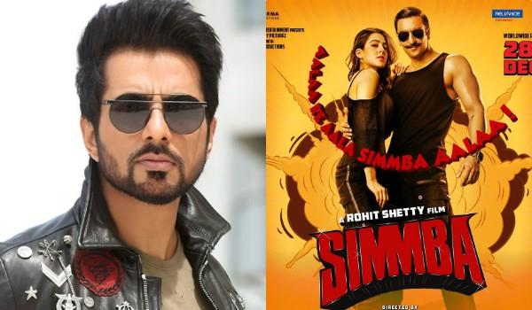 sonu sood is unhappy with the makers of simmba