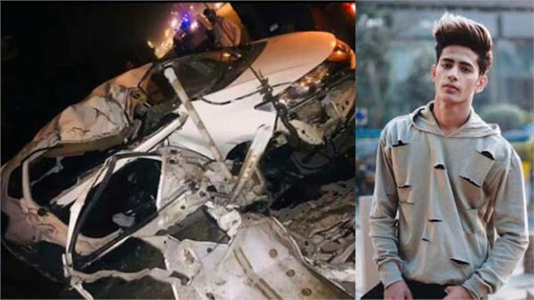 ace of space contestant dies in a car accident in vashi