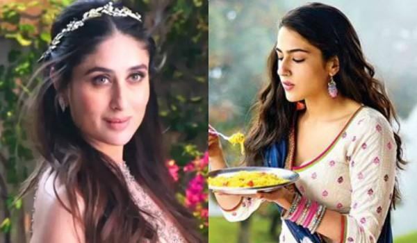 kareena plans to celebrates sara success party