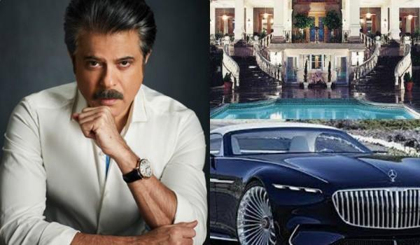anil kapoor luxury car collection