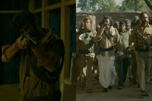 sushant singh rajput upcoming film sonchiriya teaser eleased