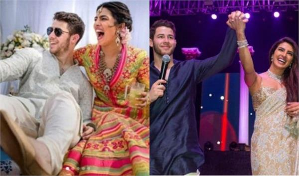 priyanka nick did not give the wedding card to the guests
