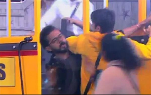 bigg boss 12 sreesanth fight with rohit suchanti