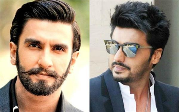 arjun kapoor replies ranveer singh in a unique way