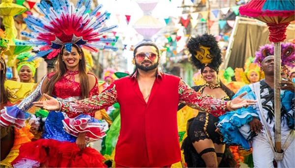 honey singh latest song makhna give us new positive wibes