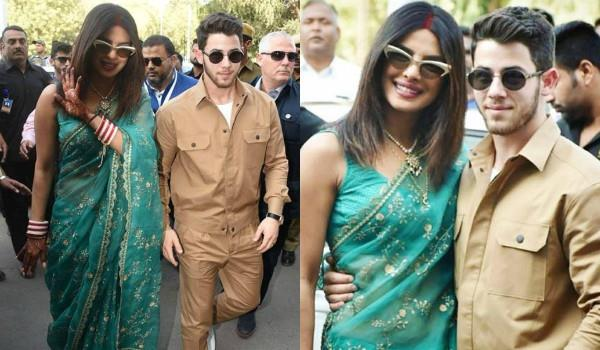nick jonas priyanka chopra latest pics