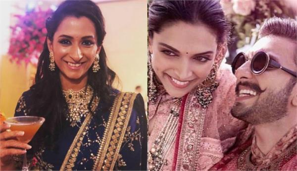 deepika padukone sister anisha says i love jiju for ranveer singh on twitter