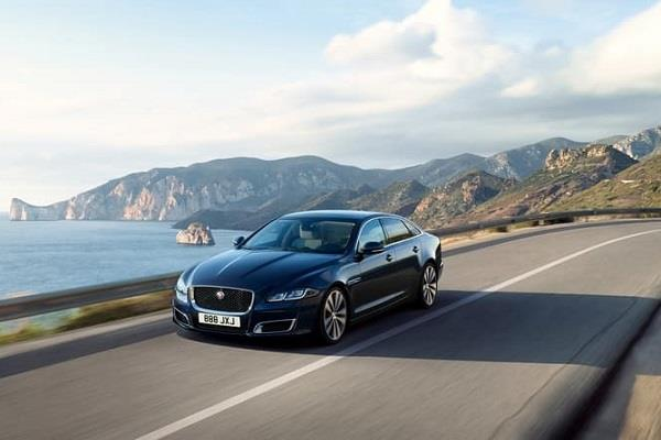 2018 jaguar xj50 launched in india