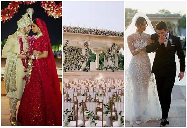 decoration picture of nickyanka wedding