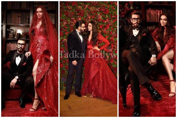 deepika and ranveer will wear in mumbai reception know all details