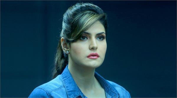 salman khan speaks about zarine khan and her film