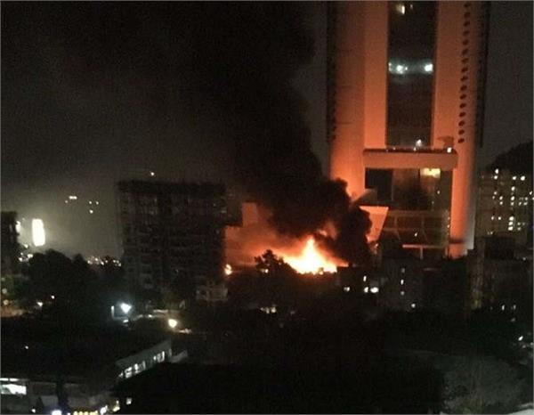 fire breaks out in cinevistaa jennifer winget beypanha