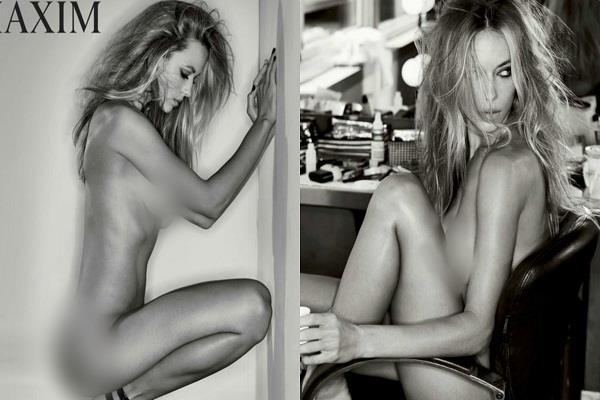 मॉडल ने सारे कपड़े उतार साफ दिखाए गुप्त अंग, तस्वीरें देख होंगे शर्मसार
