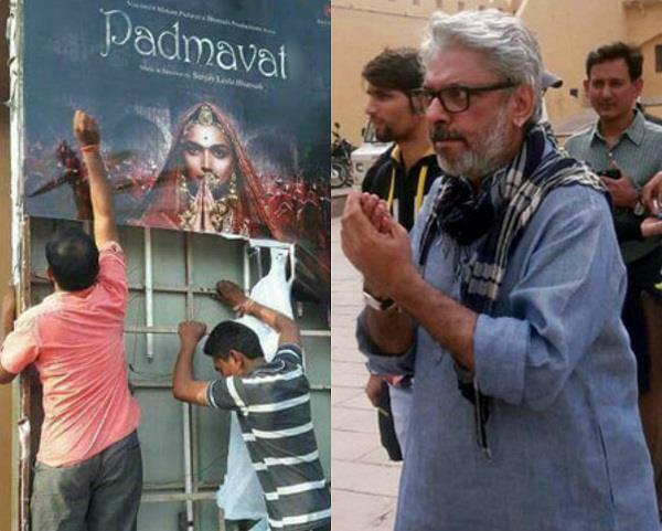 jaipur karni sena make film on sanjay leela bhansali mother