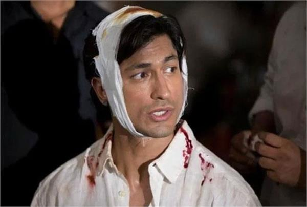 commando actor vidyut jammwal gets injured while shooting for junglee