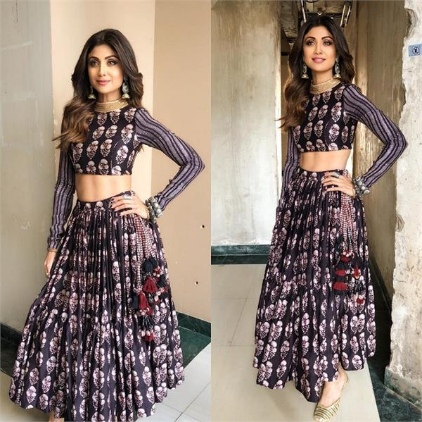 shilpa shetty tapes for her dance reality show