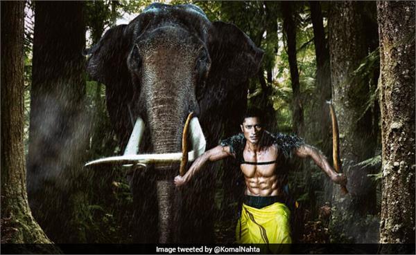 junglee teaser out vidyut jammwal first look