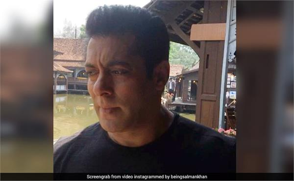 salman khan race 3 location in bangkok thailand viral video