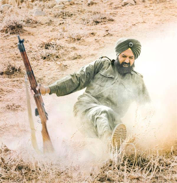 subedar joginder singh trailer releasing on 8th march