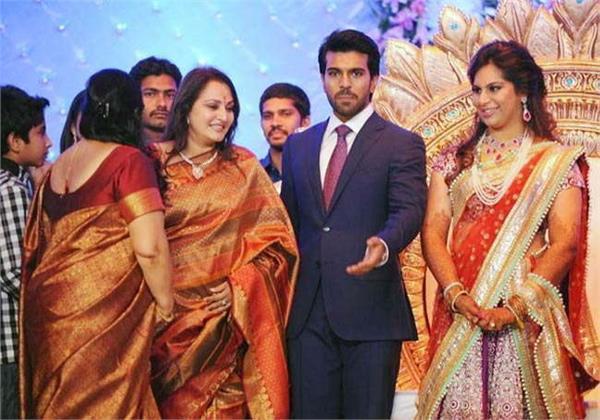 ये हैं चिरंजीवी की बहू, महेश बाबू की बेटी के साथ शेयर की तस्वीरें