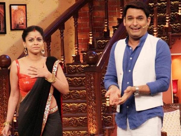 sumona chakravarti kapil sharma together again