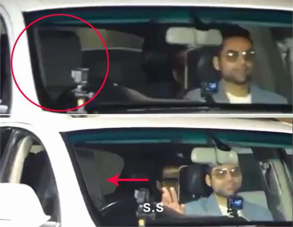 abhay deol driverless car at event