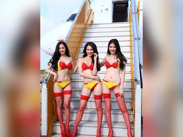 ये बिकिनी एयरलाइंस कस्टमर्स को अट्रेक्ट करने के लिए करते है ये...