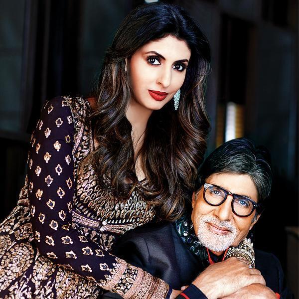 अमिताभ बच्चन की बेटी ने क्यों नहीं किया बॉलीवुड में काम, इस बात का खुद किया खुलासा