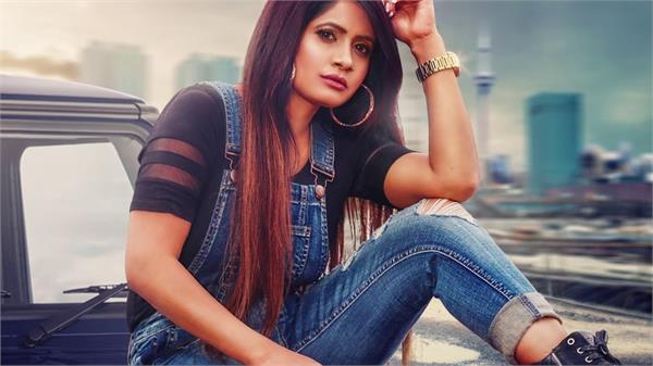 punjabi singer miss pooja