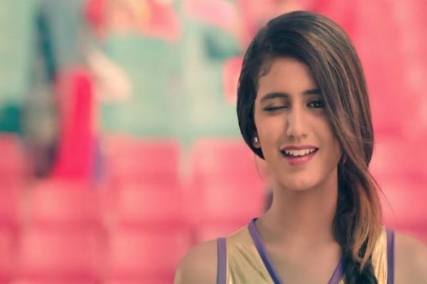 national crush priya prakash varrier new video viral