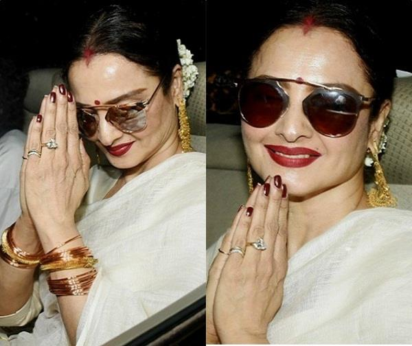 rekha at 102 not out special screening