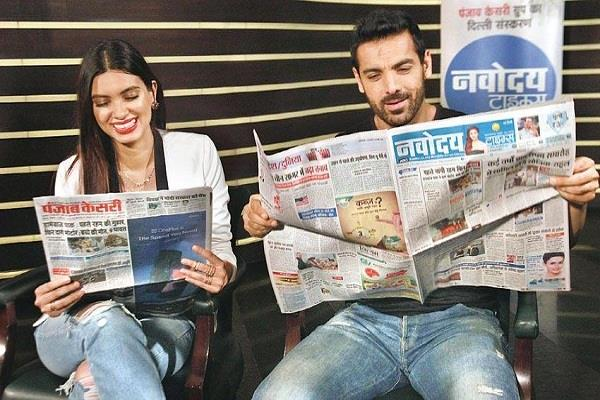 exclusive interview of parmanu