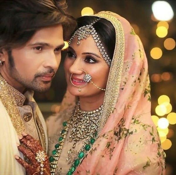 himesh reshammiya married to girlfriend sonia kapoor