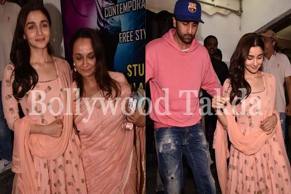 stars at special screening of raazi