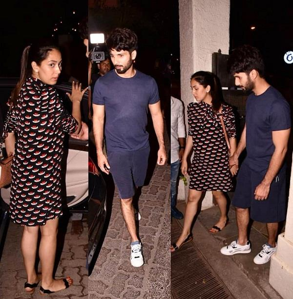 shahid kapoor s wife shared pregnancy problem