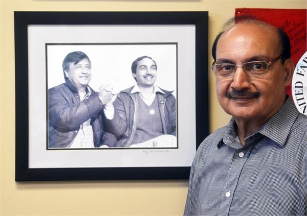 a special meeting with raj chauhan who has 4 mlas in canada