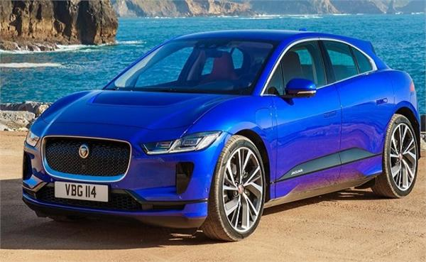 all electric jaguar i pace will soon launched