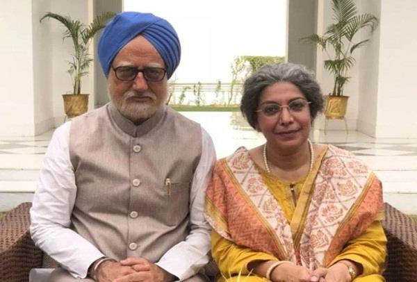 anupam kher reveals the role of prime minister wife in his biopic