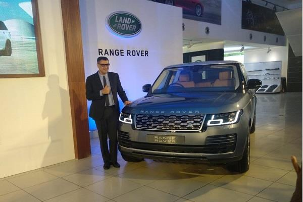 jaguar launches updated range rover and range rover sport in india
