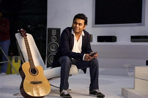 ar rahman official biography release in august