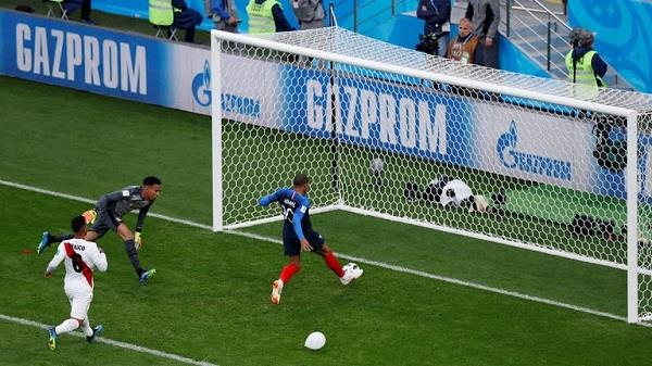peru vs fance fifa world cup match