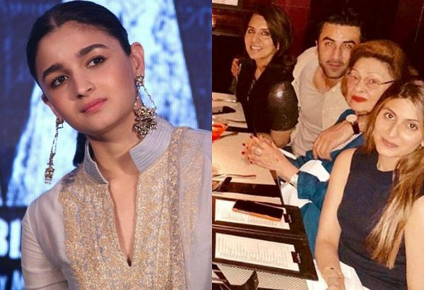 ranbir kapoor celebrates neetu kapoor birthday in paris