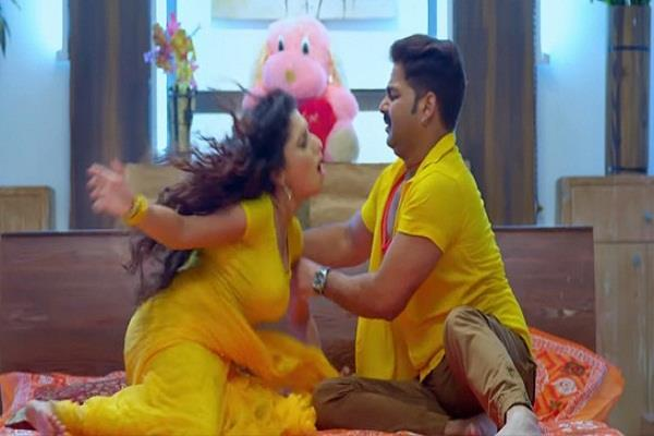 bhojpuri song hit on youtube
