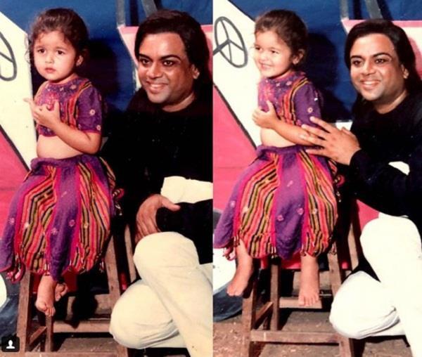 soni razdan shares alia bhatt childhood photo