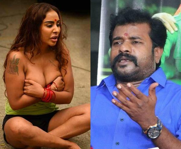 sri reddy files complaint against director varahi