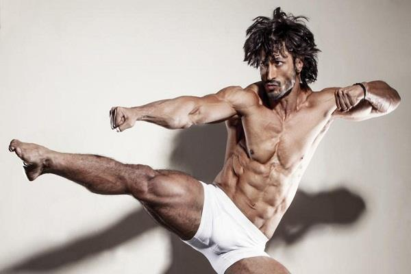 vidyut jammwal in list of top martial artists in the world