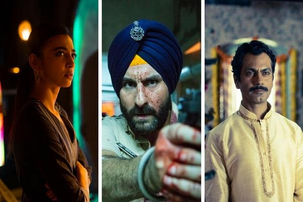 review of sacred games