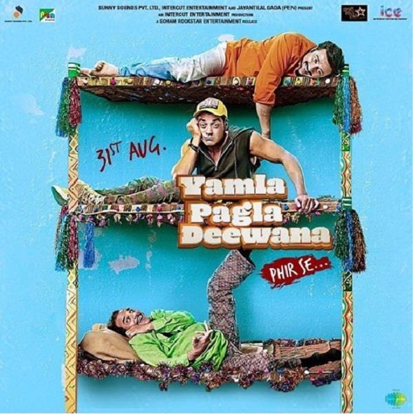 yamla pagla deewana phir se new poster out