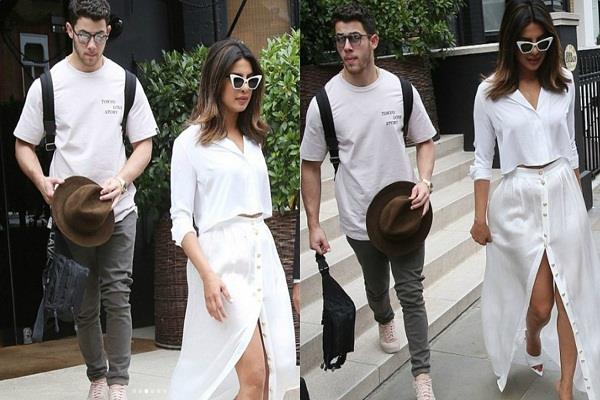 priyanka chopra and nick jonas latest pictures