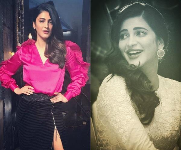 shruti hassan success mantra